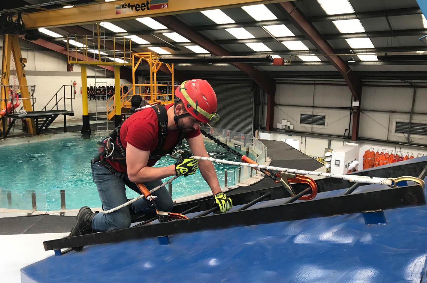 Maersk Training Aberdeen wind simulator 1024x6802