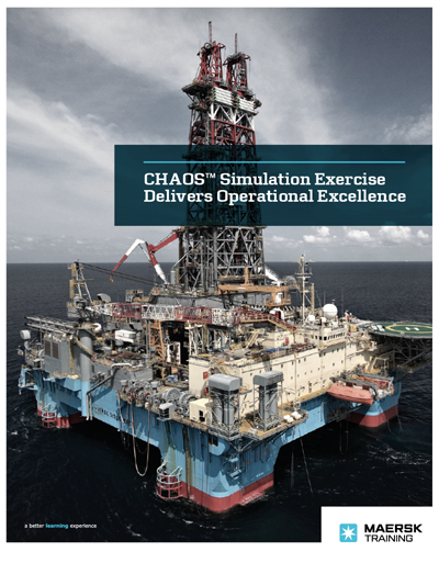 Maersk Training CHAOS BP Case
