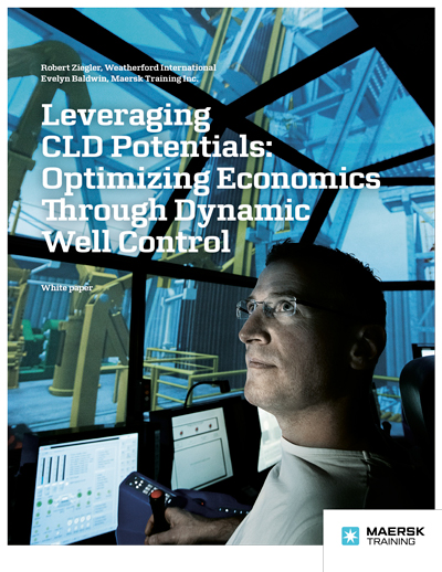 Maersk Training Leveraging CLD potentials WP 1