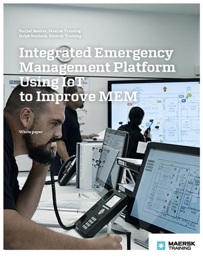 Maersk training Integrated emergency pdf